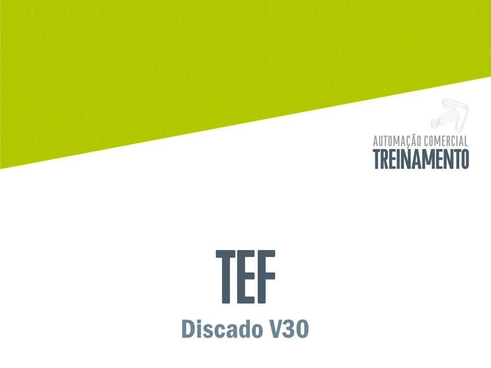 Aplicativo de Automação Comercial Interface Padrão - GP Módulo TEF Redecard Módulo TEF Amex Módulo TEF Visanet