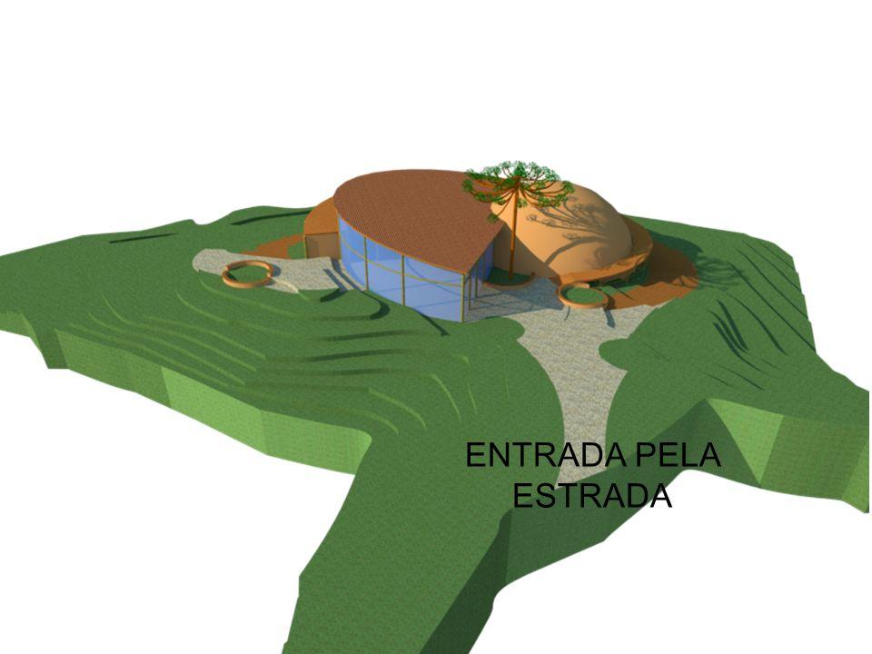 ENTRADA PELA ESTRADA