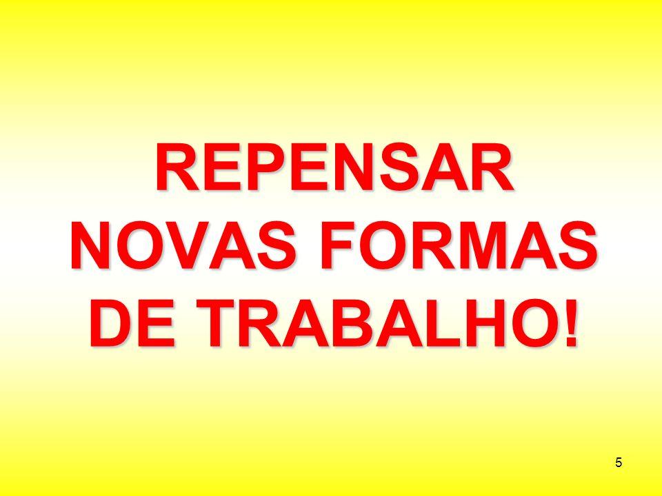 6 SUGERIR NOVAS FORMAS DE RELACIONAMENTO CONSTRUTIVO ENTRE AS PESSOAS DO ALMOXARIFADO