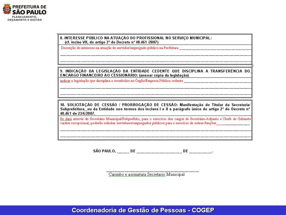 COMPOSIÇÃO DE VALORES Campo 6 – Composição de Valores: Deverá ser solicitado ao Órgão/Empresa Pública cedente, demonstrativo dos valores devidos a título de remuneração do mês.