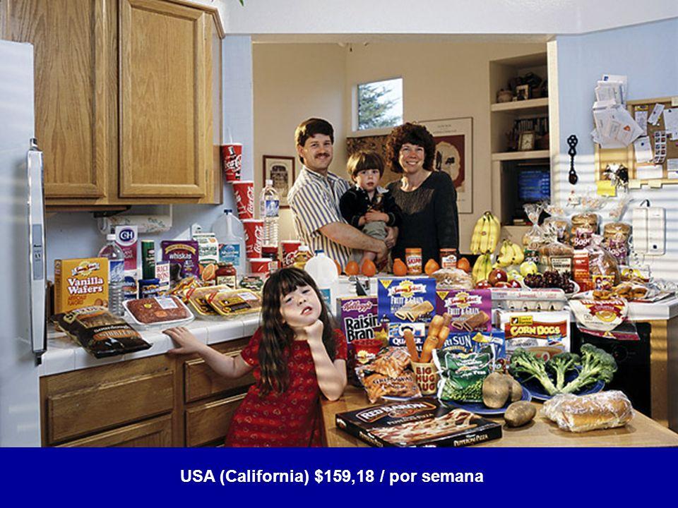 USA (California) $159,18 / por semana