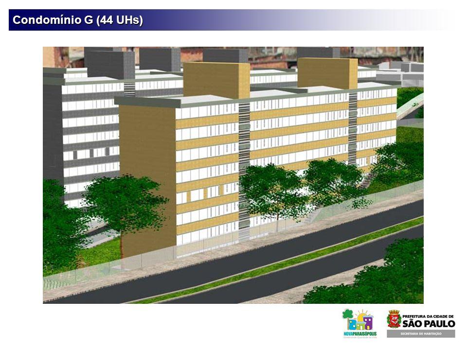 Condomínio G (44 UHs)