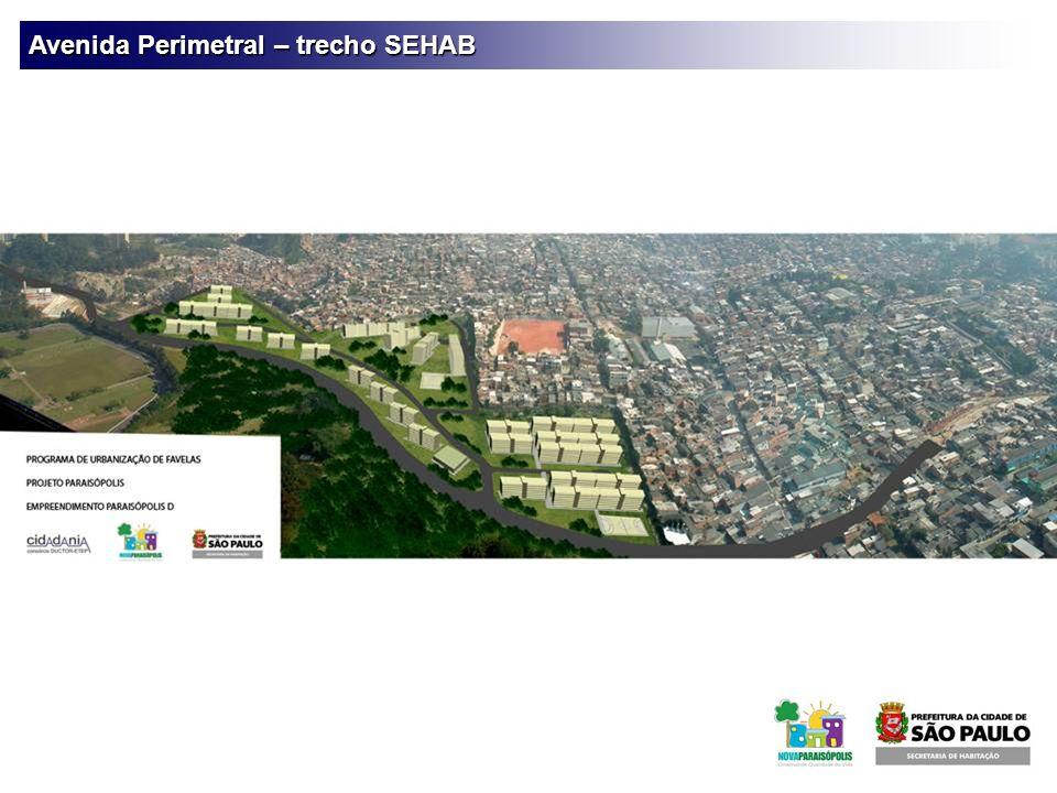 Avenida Perimetral – trecho SEHAB