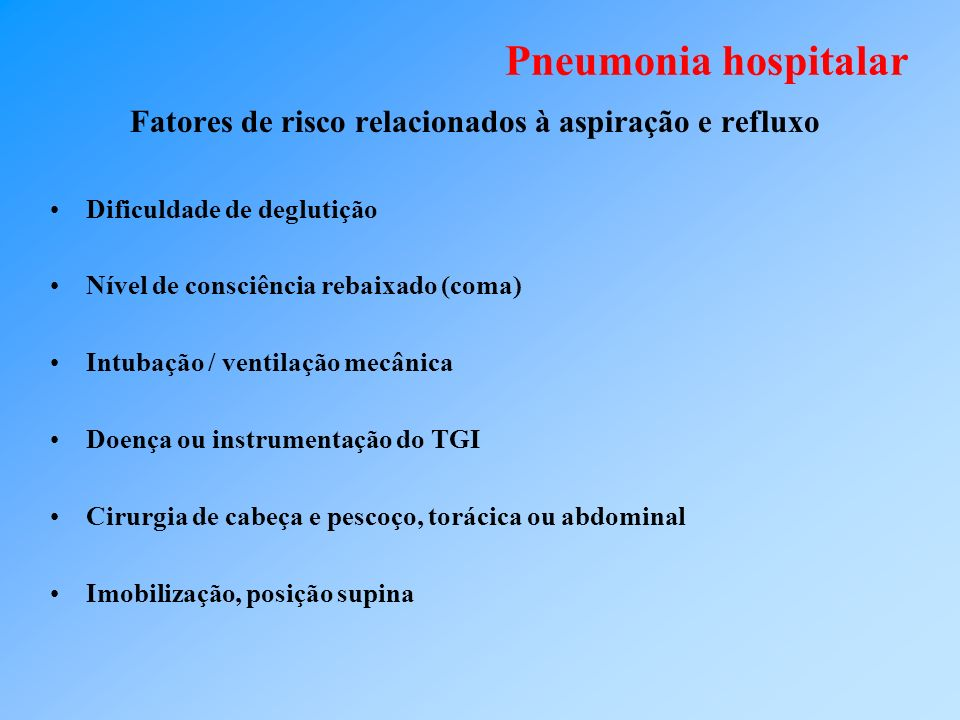 Pneumonia - planilhas Eu não preciso multiplicar o número de pacientes em ventilação mecânica-dia por 1000 para colocar na planilha.