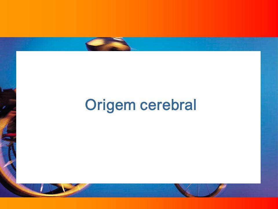 Profa.Ms. Eliane Lemos Origem cerebral