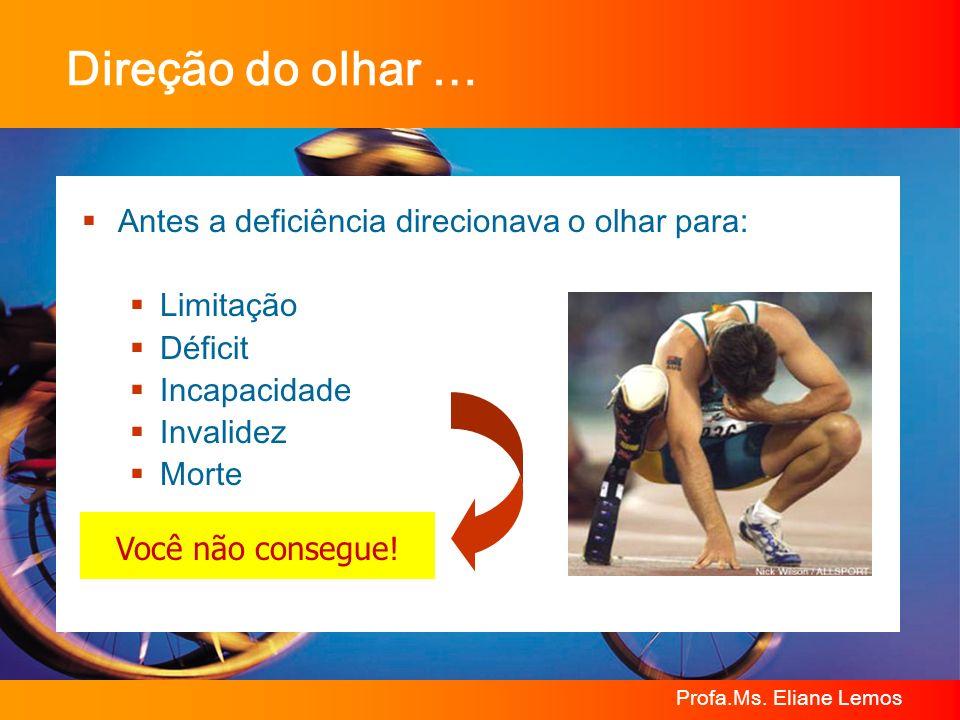 Profa.Ms. Eliane Lemos Origem Muscular