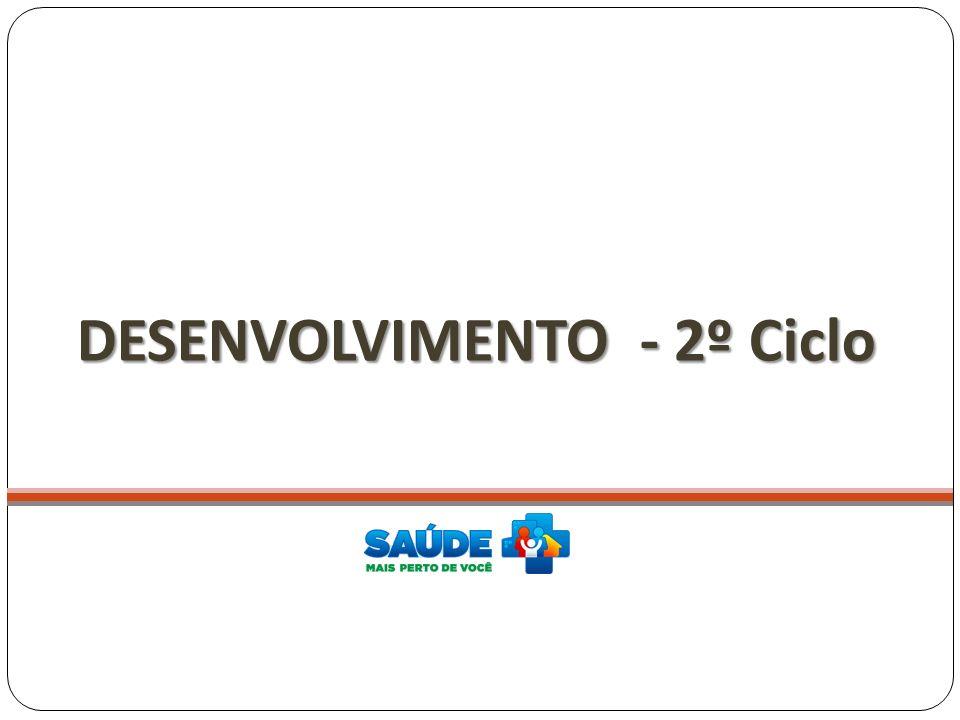 DESENVOLVIMENTO - 2º Ciclo