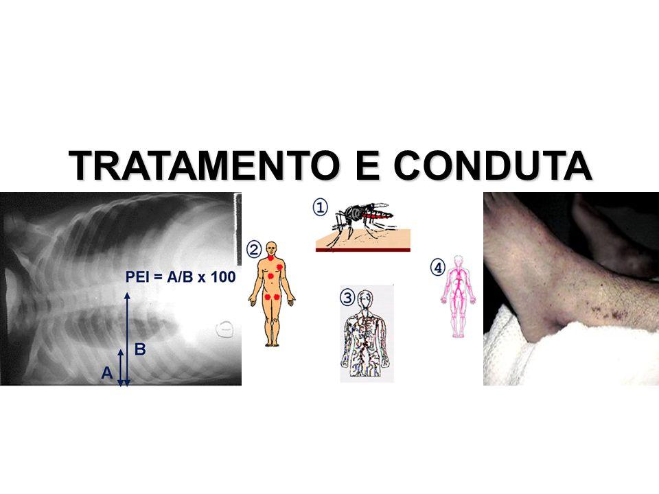 TRATAMENTO E CONDUTA