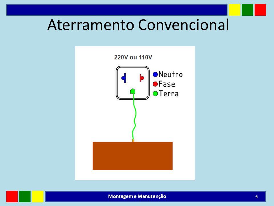 Aterramento Convencional Montagem e Manutenção 6