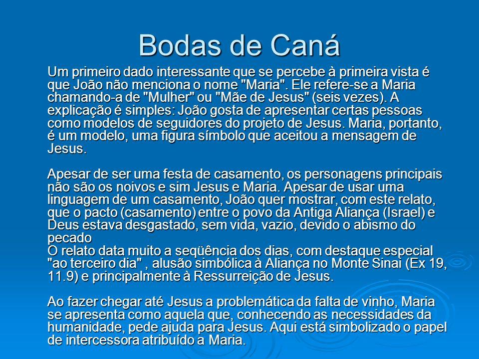 Contexto O texto de Marcos refere-se a um acontecimento concreto: a rejeição dos Moradores de Nazaré ao anúncio de Jesus e à sua pessoa.
