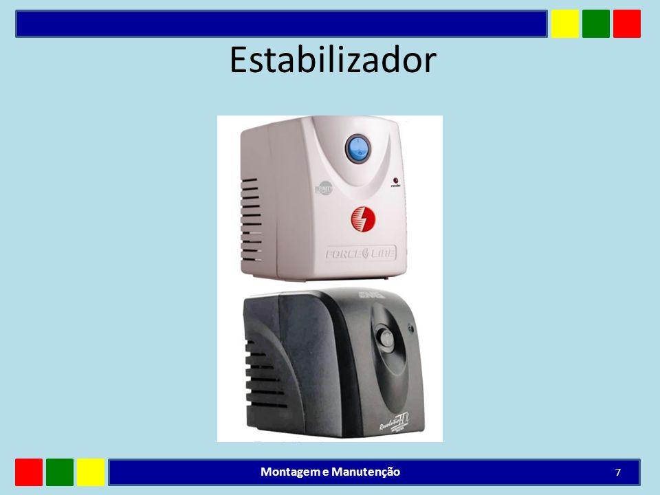 Estabilizador Montagem e Manutenção 7