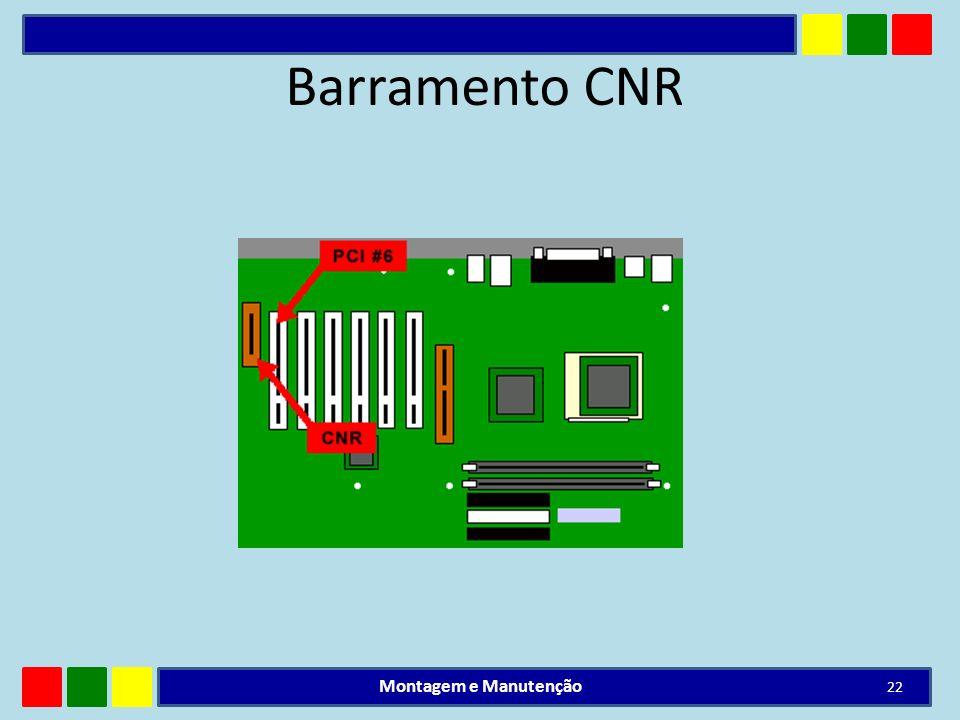 Barramento CNR Montagem e Manutenção 22