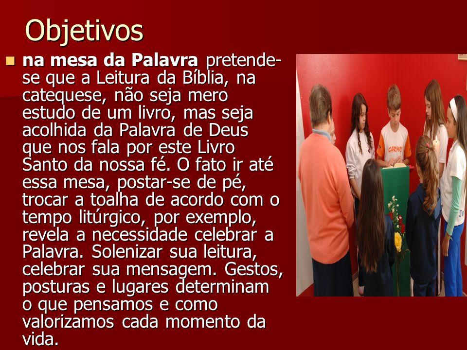 O ESPAÇO DA CATEQUESE NÃO É O ESCOLAR!!.