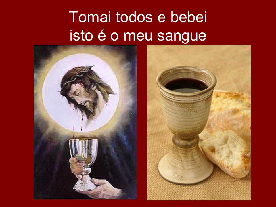 Oração pela Igreja Oração pelos Mortos Comunhão com santos Por Cristo, com Cristo...