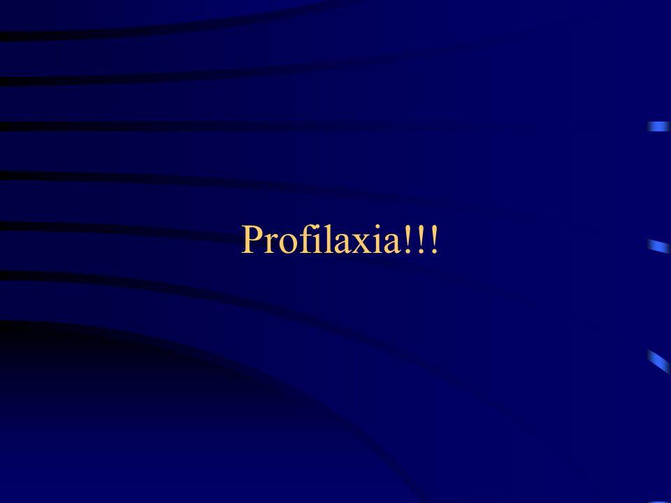 Profilaxia!!!