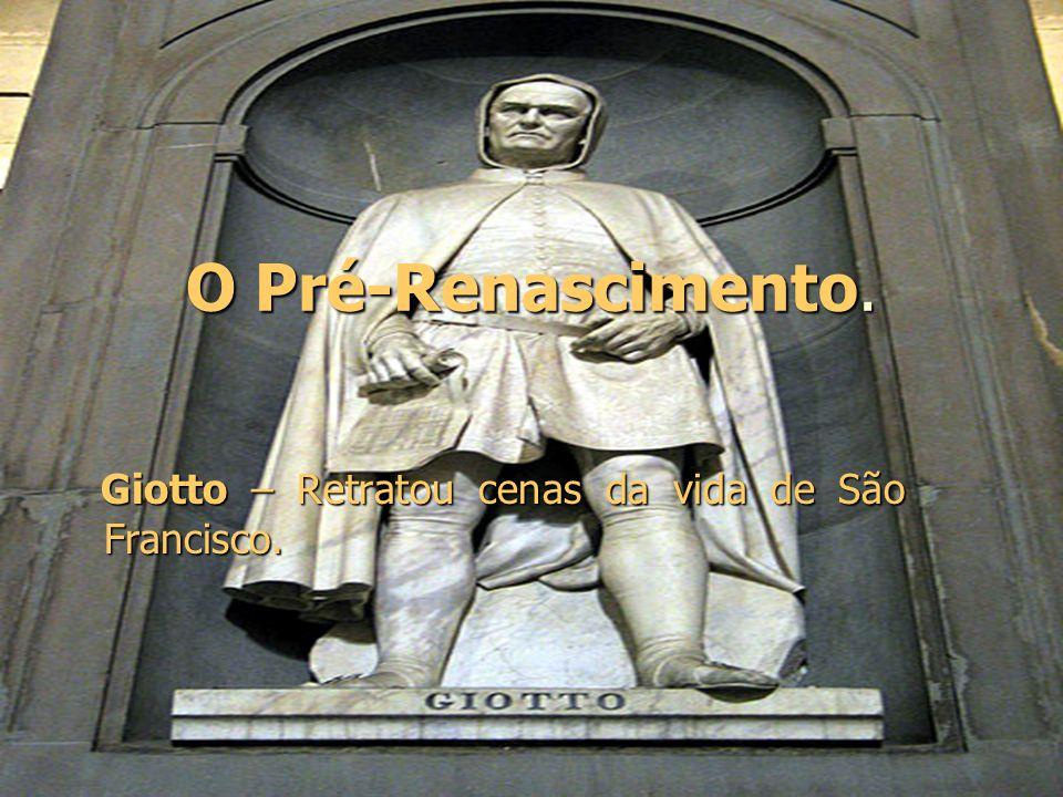 6.0 - Renascimento nas artes plásticas. 6.2 - Leonardo da Vinci.
