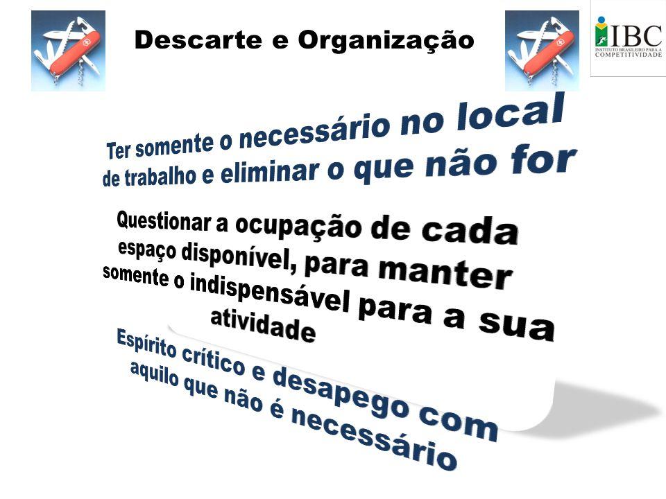Descarte e Organização
