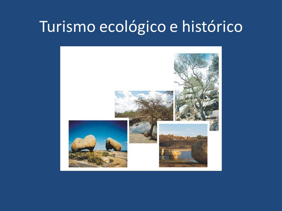 Turismo ecológico e histórico