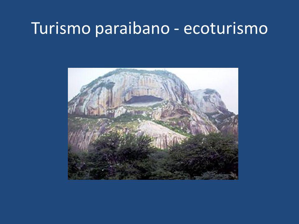 Turismo paraibano - ecoturismo