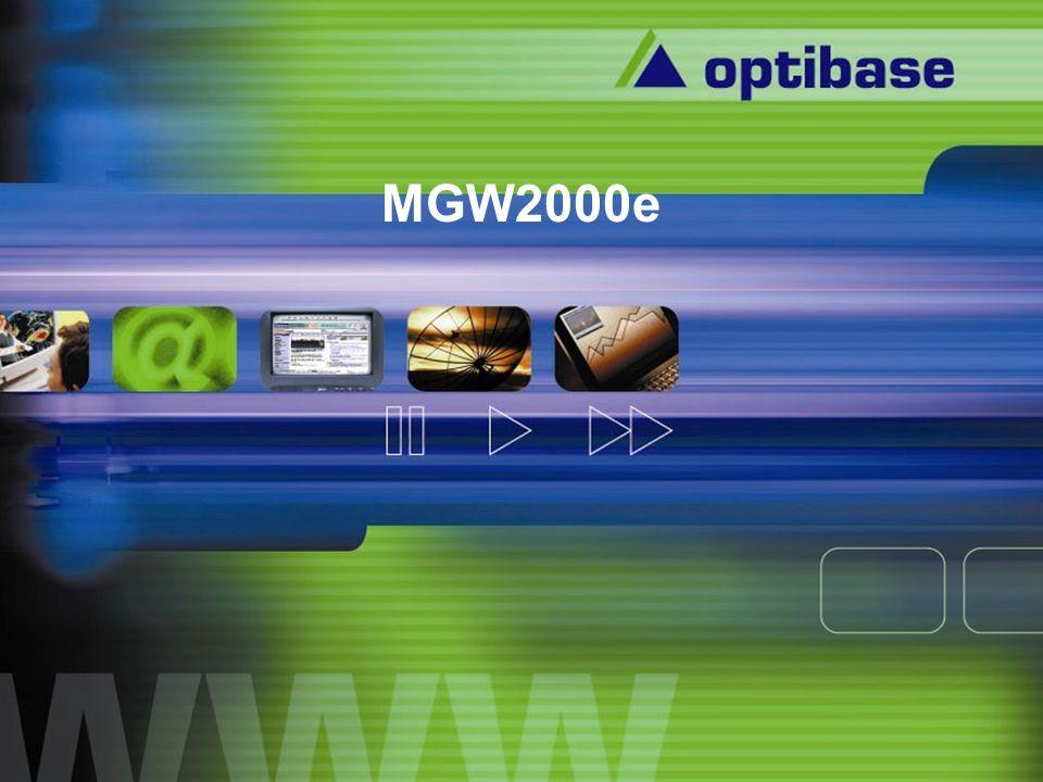 Encoder MGW 2000e BroadCast Quality Codificador Multi canal MPEG1 e MPEG2 Aparelho Integrado QuickVideo streaming server.