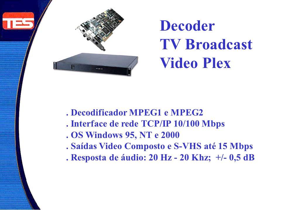 TV Broadcast - Topologia
