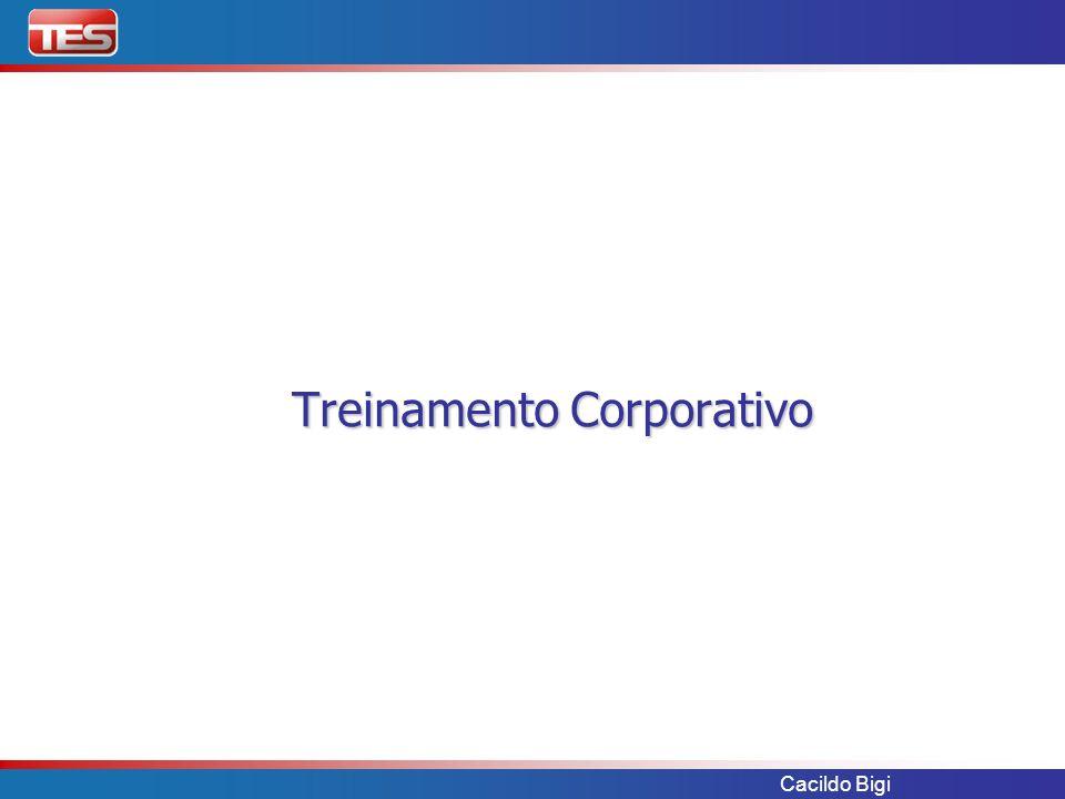 Cacildo Bigi Treinamento Corporativo Treinamento Corporativo