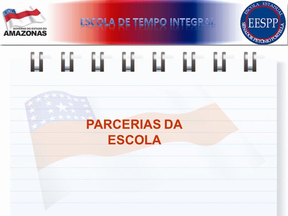 PARCERIAS DA ESCOLA