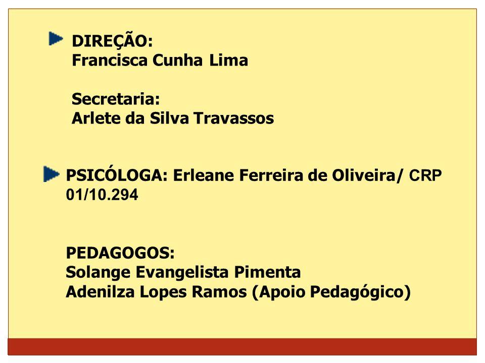 ESCOLA DE ENSINO INTEGRAL PROFª.