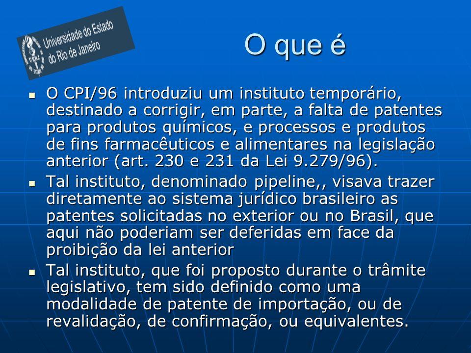 Posição brasileira Dar pipeline ao invés de Mailbox & EMR Dar pipeline ao invés de Mailbox & EMR Art.