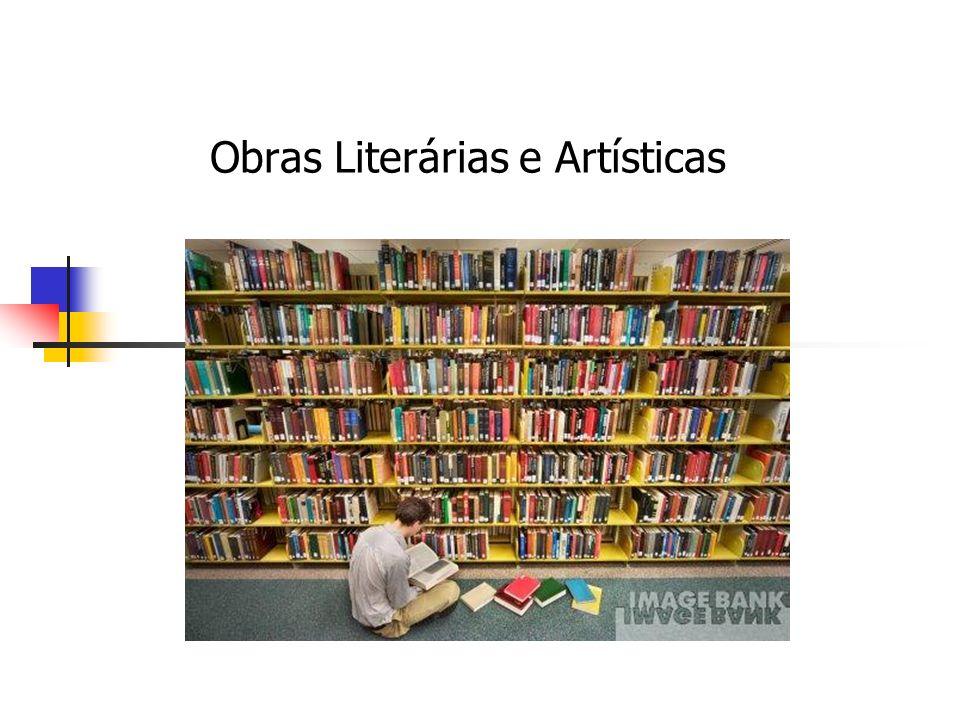 Obras Literárias e Artísticas