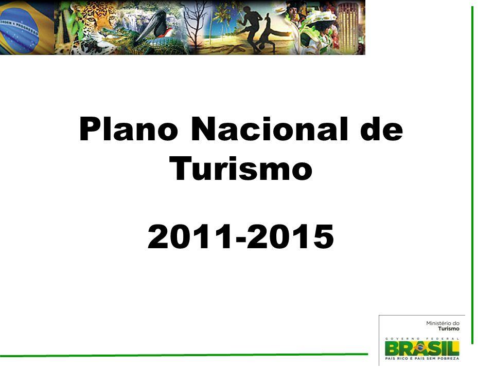 Plano Nacional de Turismo 2011-2015