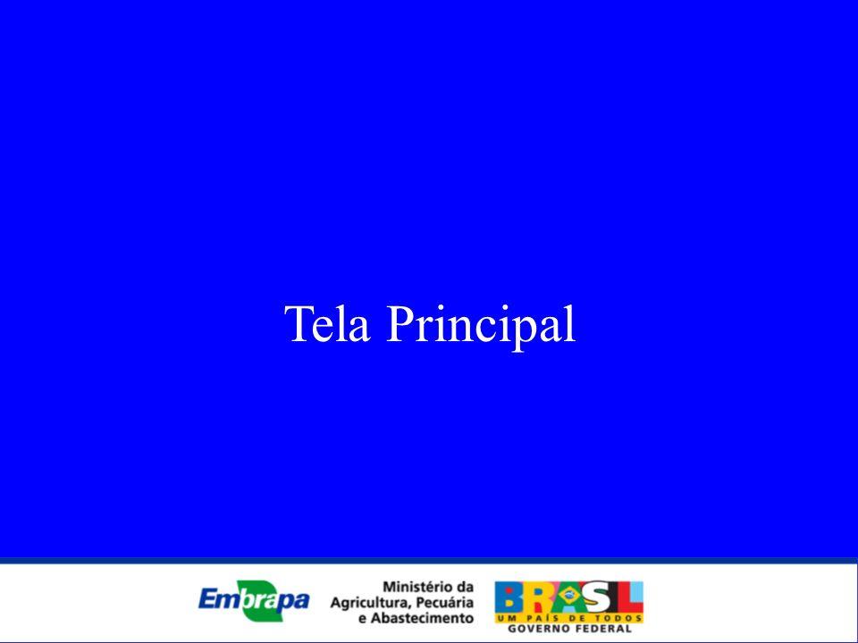 Tela Principal