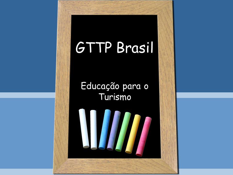 GTTP Brasil Educação para o Turismo