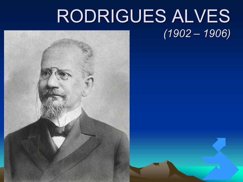 4/4/201454 RODRIGUES ALVES (1902 – 1906)