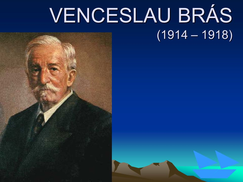 4/4/201487 VENCESLAU BRÁS (1914 – 1918)