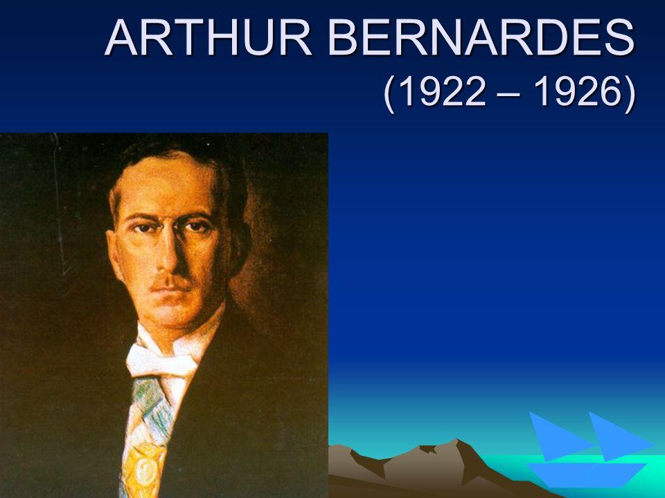 4/4/201493 ARTHUR BERNARDES (1922 – 1926)