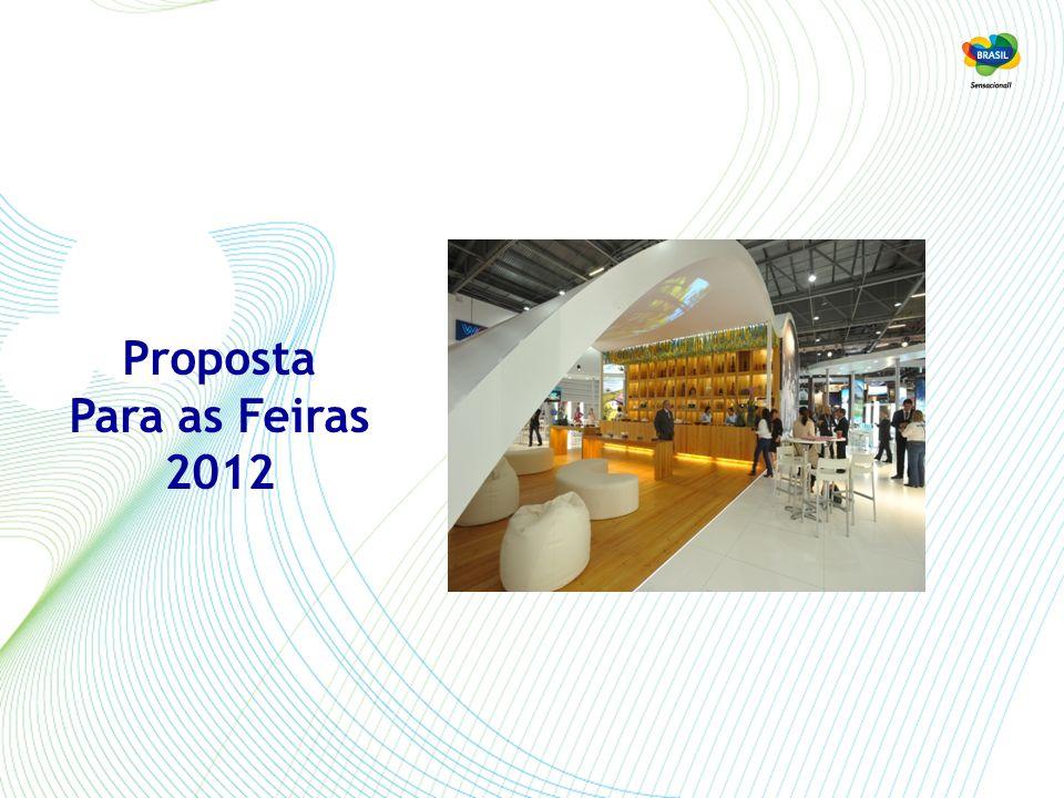 Proposta Para as Feiras 2012