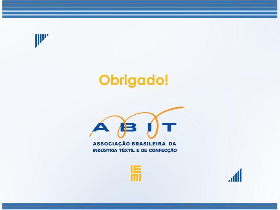 Pesquisas de Mercado - Estudos Setoriais - Assessoria Empresarial - Publicações instituto de estudos e marketing industrial Obrigado!