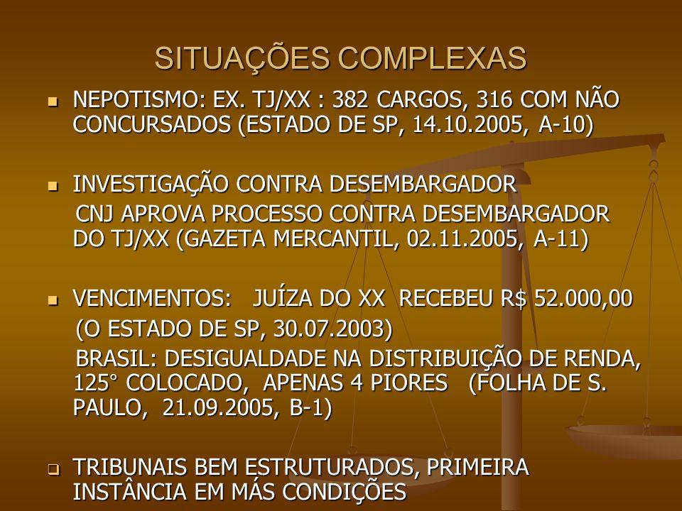 TRANSPARÊNCIA DOS ATOS ADMINISTRATIVOS (EX.