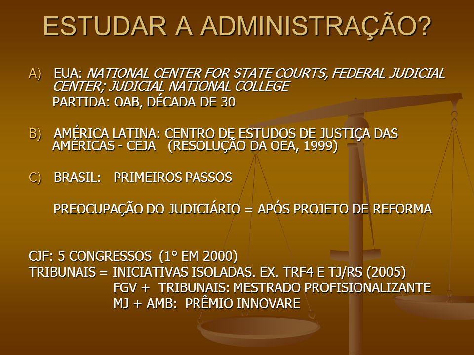 AGILIZAÇÃO NA PRIMEIRA INSTÂNCIA JUÍZES DIRETORES DO FORO (FÓRUM), IMPORTANTE PAPEL POLITICO JUÍZES DIRETORES DO FORO (FÓRUM), IMPORTANTE PAPEL POLITICO JUIZ NA VARA: É O MAESTRO JUIZ NA VARA: É O MAESTRO A) FECHADO B) PARTICIPATIVO A) FECHADO B) PARTICIPATIVO EX.