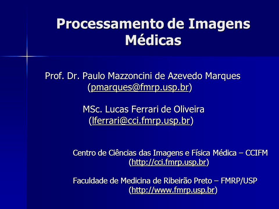 DIAGNÓSTICO Teoria da Detecção de Sinal - Matriz de Decisão The Essential Physics Of Medical Imaging.