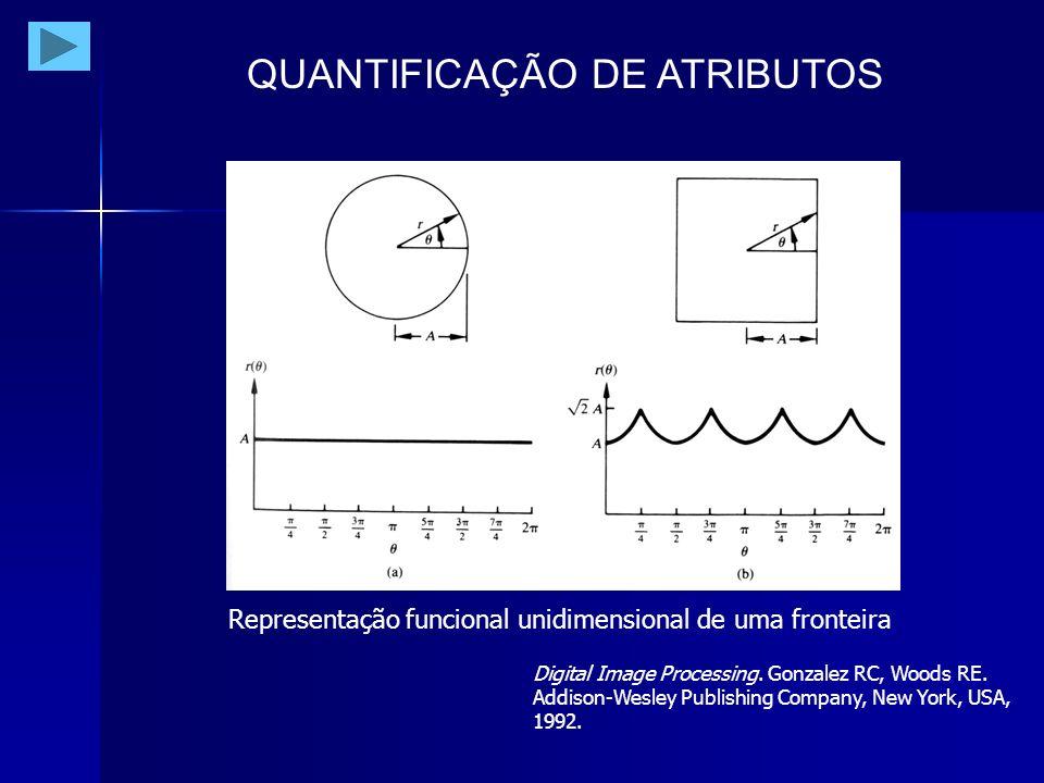 QUANTIFICAÇÃO DE ATRIBUTOS Giger ML, MacMahon H.