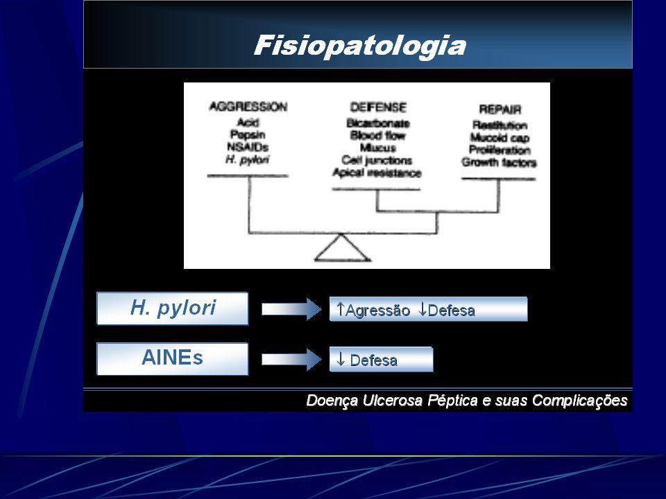 Caso Clínico Boletim Operatório (15/12/06) - Grande quantidade de secreção em cavidade, com perfuração gástrica em parede anterior de antro.