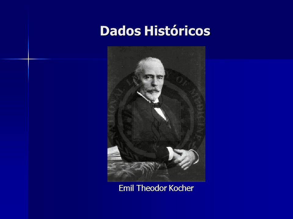 Dados Históricos Emil Theodor Kocher Emil Theodor Kocher