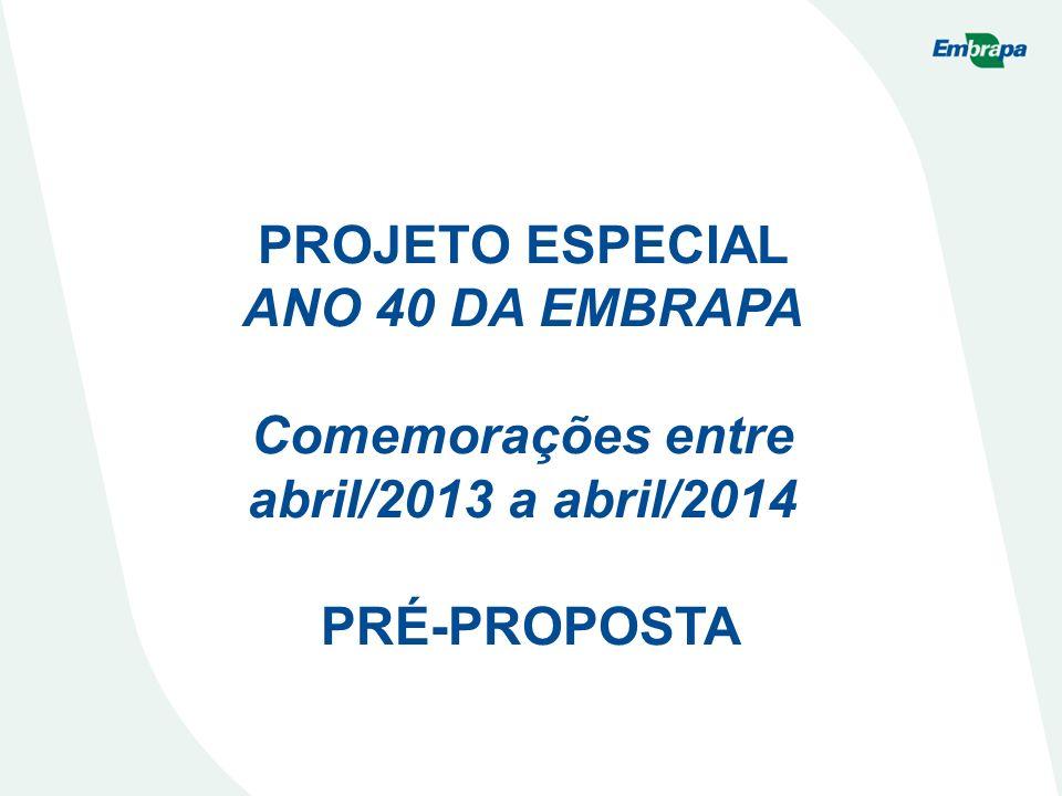Parâmetros de elaboração do Projeto 1.Oportunidades identificadas na Pesquisa de Imagem (2011-2012) 2.Diretrizes e objetivos organizacionais de gestão