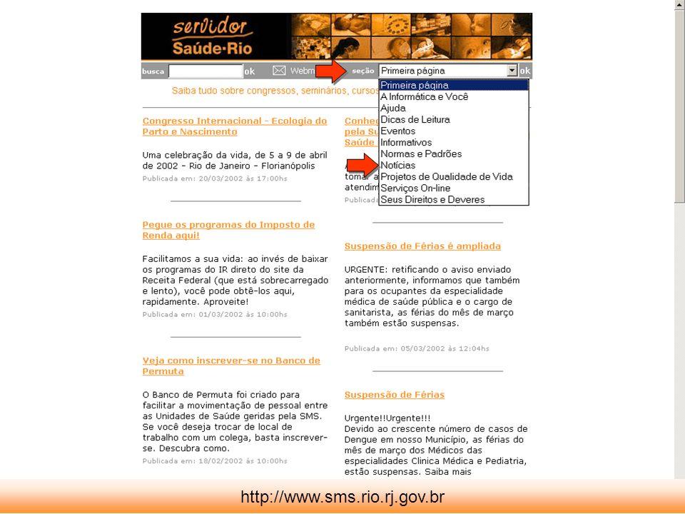 http://www.sms.rio.rj.gov.br