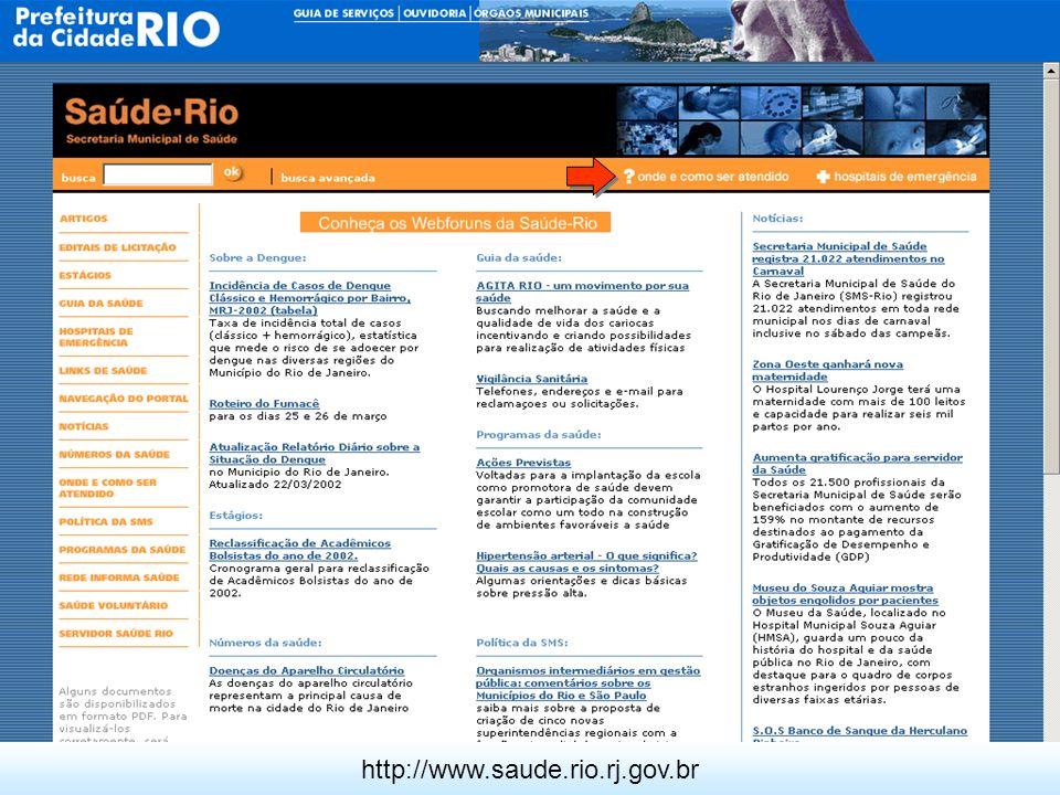 http://www.saude.rio.rj.gov.br
