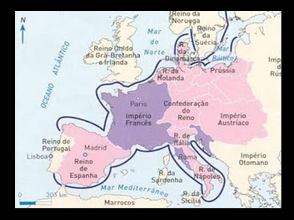 A transição do século XVIII para o século XIX Juntas Governativas: estratégia para acabar com as restrições da metrópole.