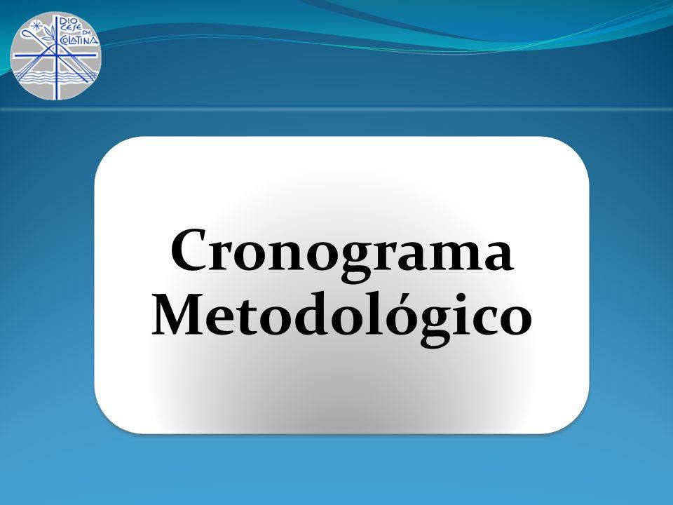 Cronograma Metodológico