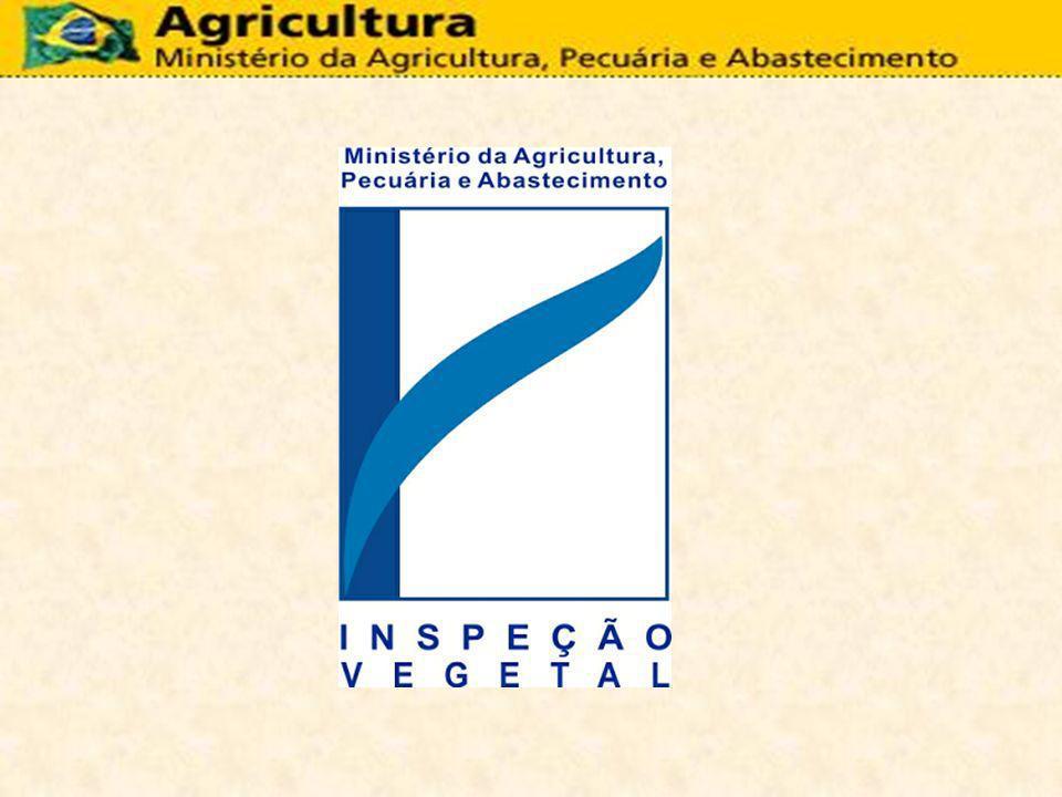 INSPEÇÃO VEGETAL Áreas de Atividades: 1 - BEBIDAS E VINAGRES 2 – QUALIDADE VEGETAL